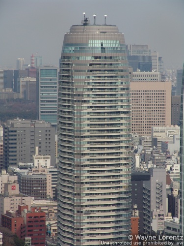 Stock photo of Atago Green Hills Forest Tower, Tokyo